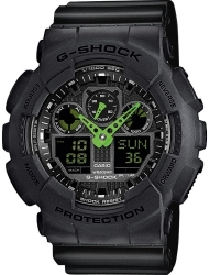 Casio G-SHOCK GA 100C 1A1