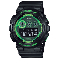 Casio G-SHOCK GD 120N-1B3