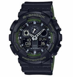 Casio G-SHOCK GA 100L 1A