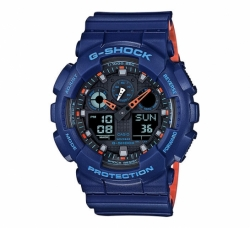 Casio G-SHOCK GA 100L 2A