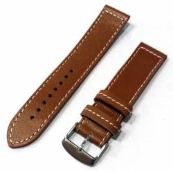 Remienok Mavex na hodinky 20 mm svetlohnedý dacf208215e