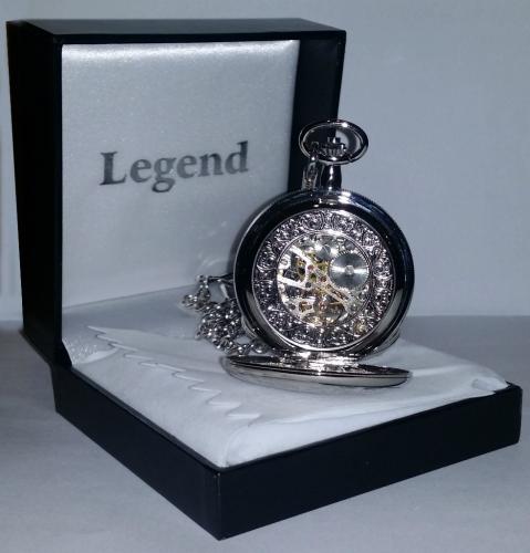 8692703a4 ... Legend mechanické vreckové hodinky ...