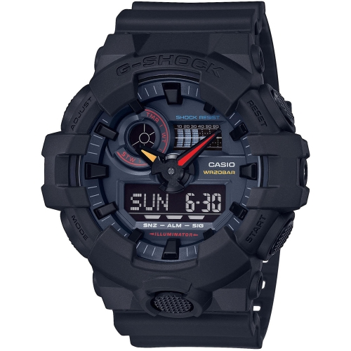 Casio G-SHOCK GA 700BMC 1A