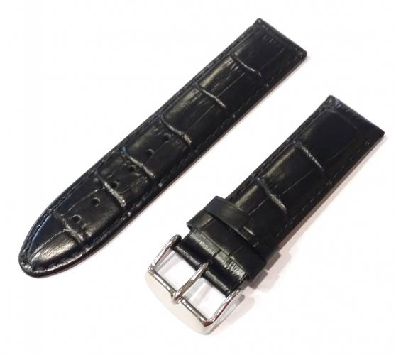 Remienok Mavex na hodinky 22 mm čierny 532eae96703