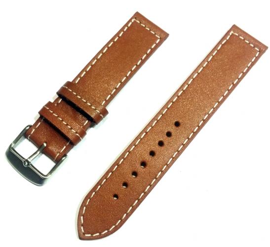 77f63c824 Remienok Mavex na hodinky 18 mm svetlohnedý