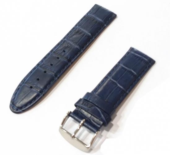 c66861ef4 Remienok Mavex na hodinky 22 mm modrý