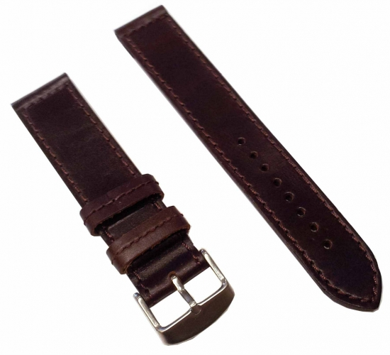 8b61a3bb5 Remienok Mavex na hodinky 20 mm hnedý