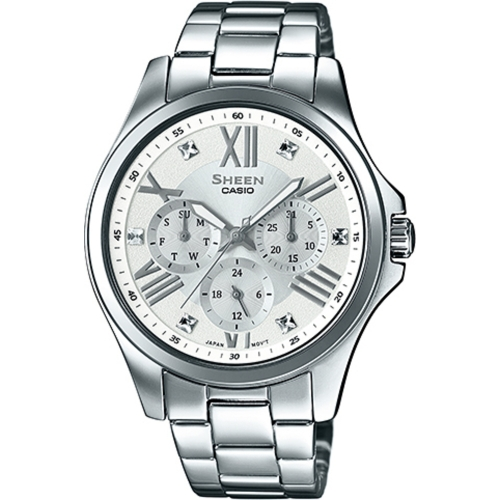 Casio Sheen SHE 3806GD 9A - kopie