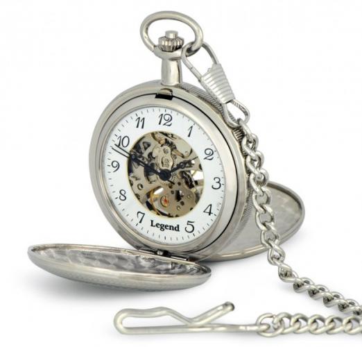 Legend mechanické vreckové hodinky d311ea9e04