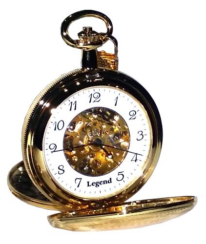 5c66264d2 Legend mechanické vreckové hodinky ...