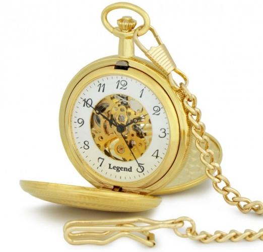 Legend mechanické vreckové hodinky - 38fc9b3a70